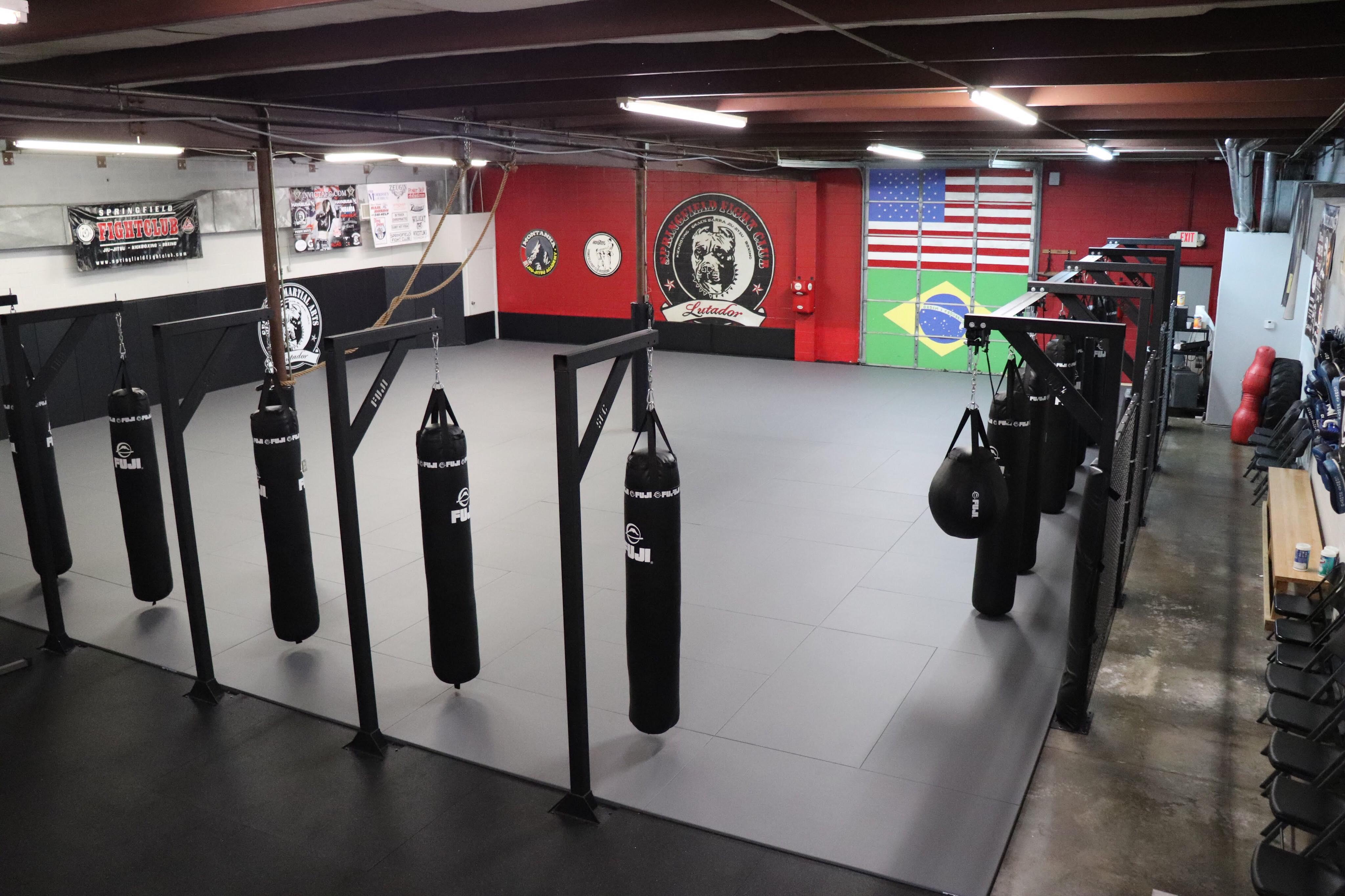 Springfield Fight Club facilities